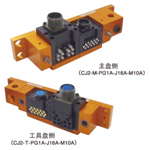 双连接器 3个模块配置